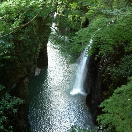 Trip to Takachiho